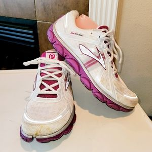 Brooks Pureflow Purple Accent Ladies Running Shoes